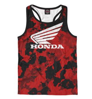 Майка борцовка мужская Honda (9787)