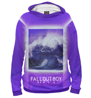 Худи мужское Fall Out Boy MANIA (7563)