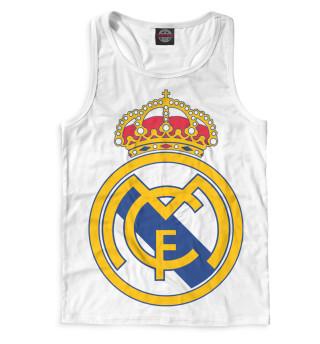 Майка борцовка мужская Real Madrid (2918)
