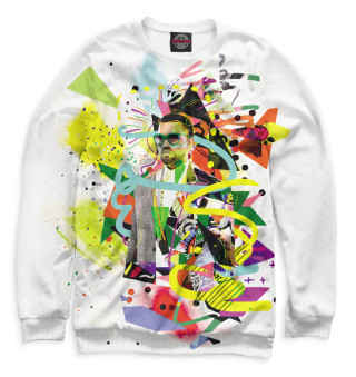 Одежда с принтом Kanye West (569254)