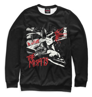 Одежда с принтом The Misfits (160046)