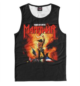 Майка мужская Manowar (117)