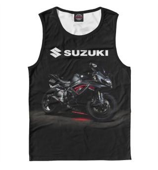 Майка мужская Suzuki GSX