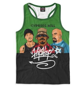 Майка борцовка мужская Cypress Hill (5307)
