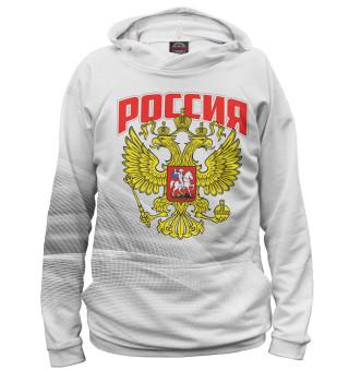 Худи женское Сборная России (3598)