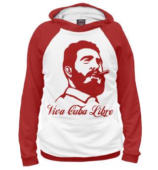Худи женское Viva Cuba Libre