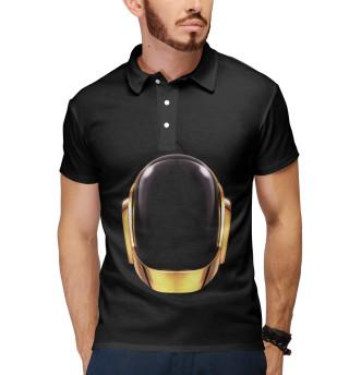Поло мужское Daft Punk