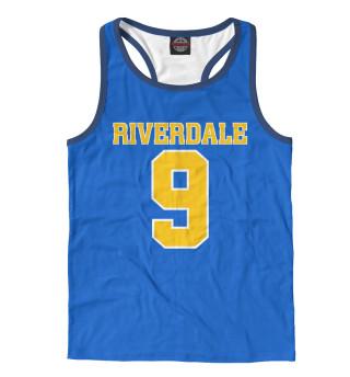 Майка борцовка мужская Riverdale Bulldogs (7163)