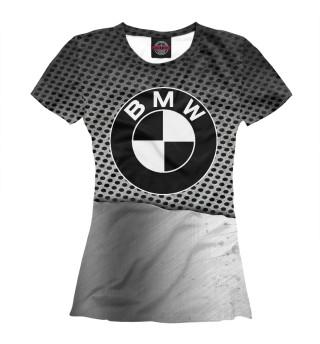 Футболка женская BMW (9210)