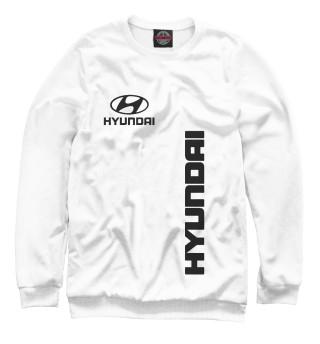 Одежда с принтом Hyundai (515498)