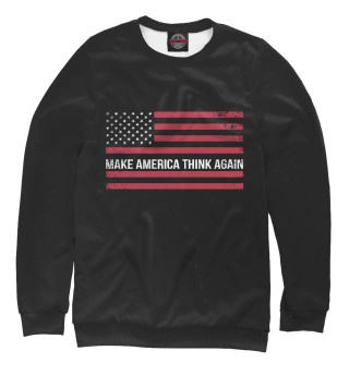 Одежда с принтом USA