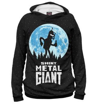 Худи женское Bender Metal Giant