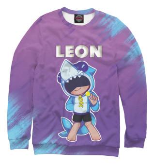 Одежда с принтом Brawl Stars Leon (279675)