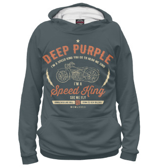 Худи женское Deep Purple (7956)
