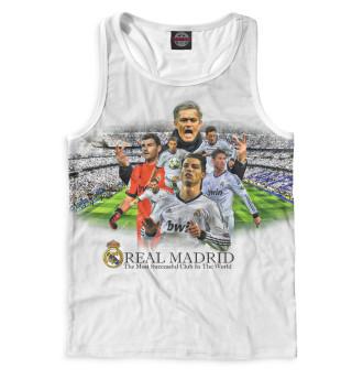 Майка борцовка мужская Real Madrid (553)