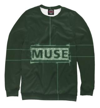 Одежда с принтом Muse (644933)