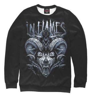 Одежда с принтом In Flames (436125)