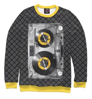 Одежда с принтом DJ Tape
