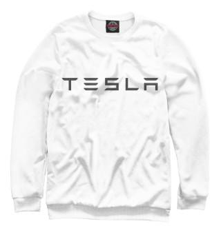 Одежда с принтом Tesla (645621)