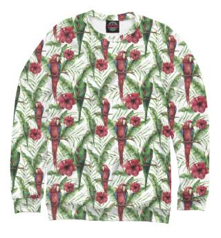 Одежда с принтом Попугаи ара (808873)