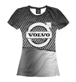 Футболка женская Volvo