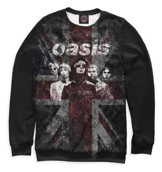 Одежда с принтом Oasis (350428)