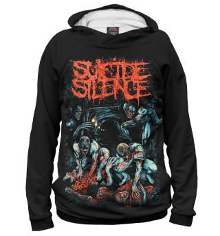 Худи женское Suicide Silence (1061)