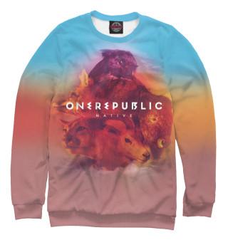 Одежда с принтом OneRepublic (741287)