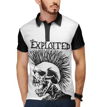 Поло мужское The Exploited