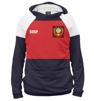 Худи женское Олимпийка СССР