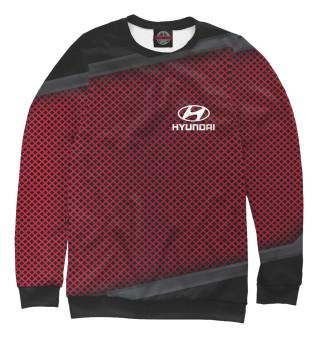 Одежда с принтом Hyundai (760618)