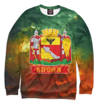 Одежда с принтом Воронеж (921457)