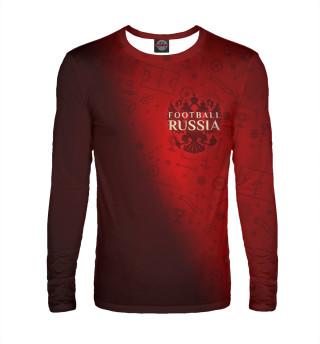 Лонгслив  мужской Football Russia