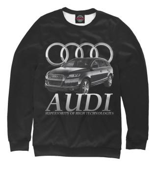 Одежда с принтом Audi (471477)