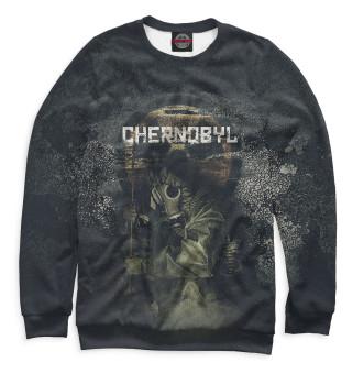 Одежда с принтом Chernobyl