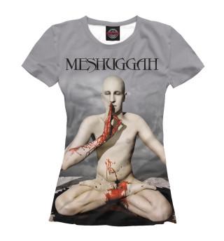 Футболка женская Meshuggah (4062)