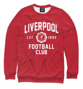 Одежда с принтом Ливерпуль