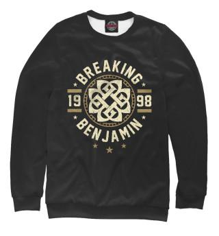 Одежда с принтом Breaking Benjamin (591242)