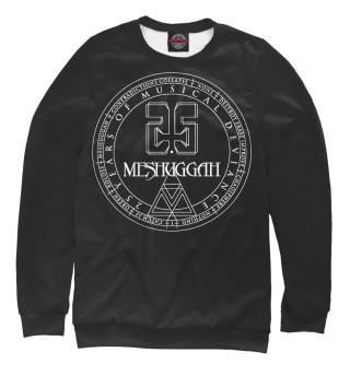 Одежда с принтом Meshuggah (108897)