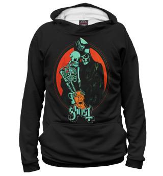Худи мужское Ghost (4583)