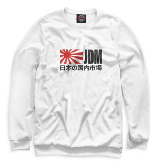 Одежда с принтом JDM (327070)