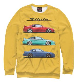 Одежда с принтом Silvia Family v1