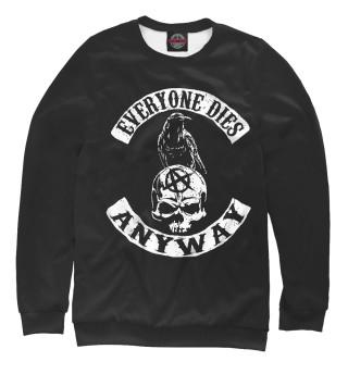 Одежда с принтом Сыны анархии (510056)