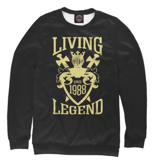Одежда с принтом 1988 - живая легенда