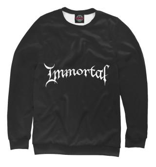 Одежда с принтом Immortal (563127)