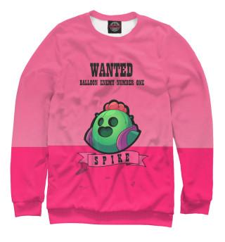 Одежда с принтом Wanted - Spike