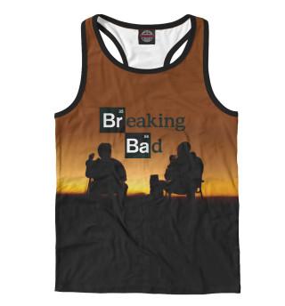 Майка борцовка мужская Breaking bad (526)