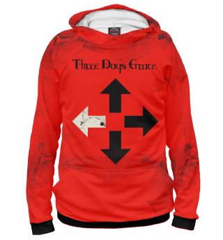Худи женское Three Days Grace (4708)