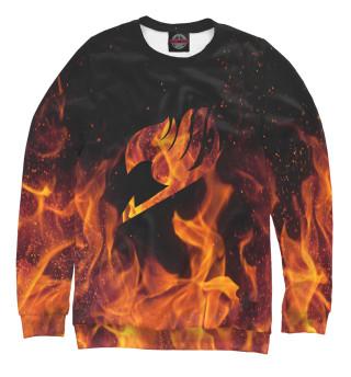 Одежда с принтом Fairy Tail Fire