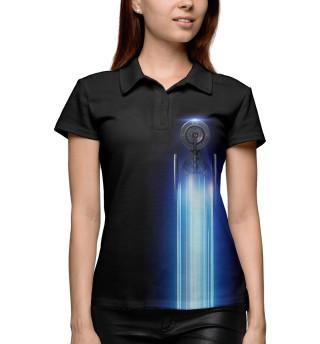 Поло женское Star Trek: Discovery (5716)